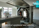 Wallpaper CT Systeme Siemens Spare parts Medeor Service 1920x1080