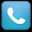 phone-blue-icon 64px